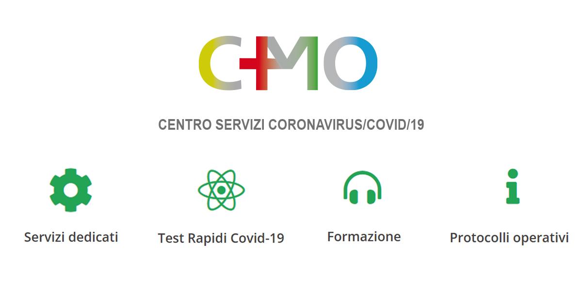 Centro servizi covid